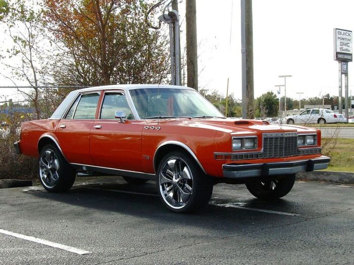 American Cars with Big Rims (56 pics)