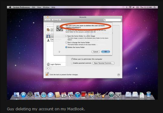 Guy Has My MacBook (8 pics)