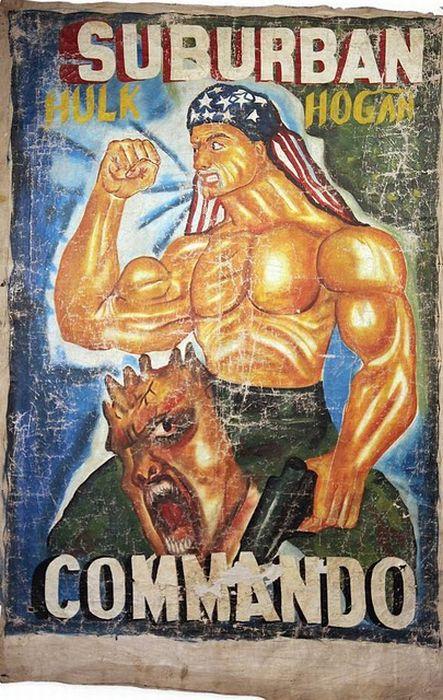 Bootleg Movie Posters (13 pics)