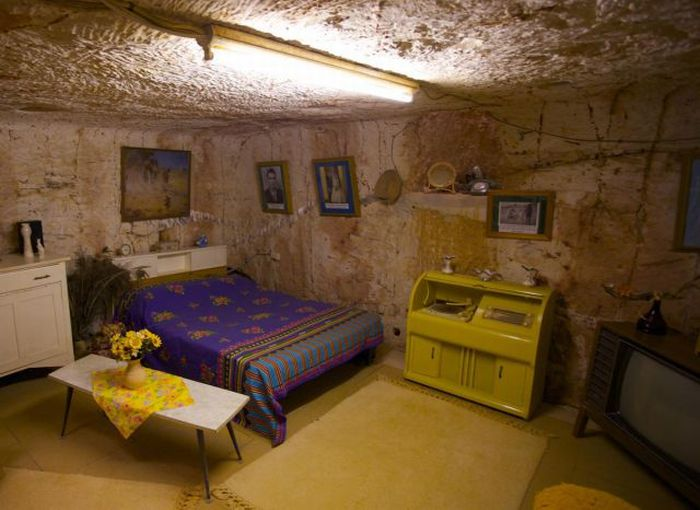 Underground Town in South Australia (33 pics)