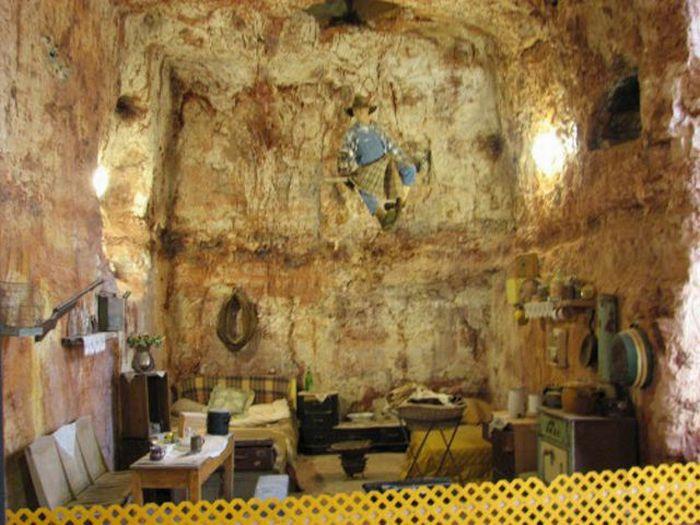Underground Town in South Australia (33 pics)
