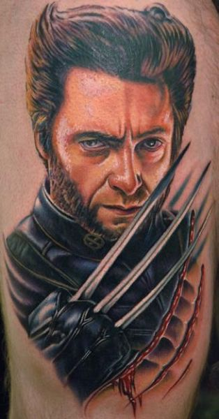 X Men Tattoos (19 pics)