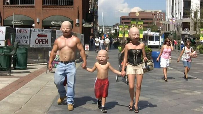 Realistic Baby Head Masks (7 pics)