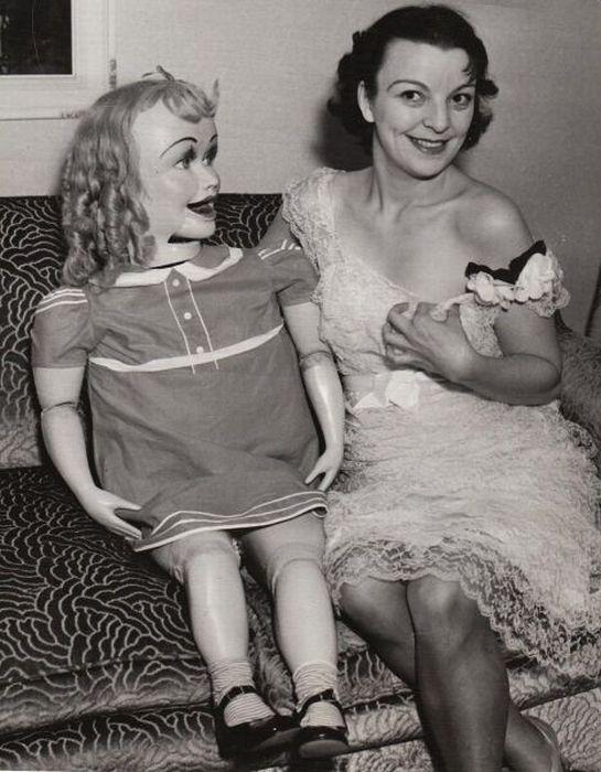 Creepy Ventriloquist Dummies (8 pics)