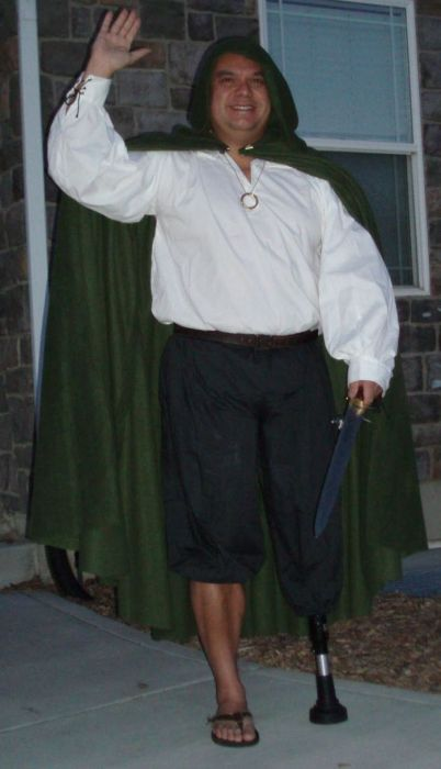 Dad in Costumes (103 pics)