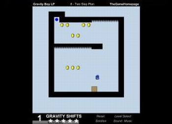 Gravity Boy – Level Pack