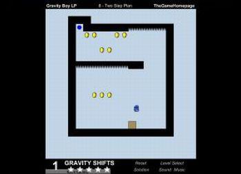 Gravity Boy – Level Pack