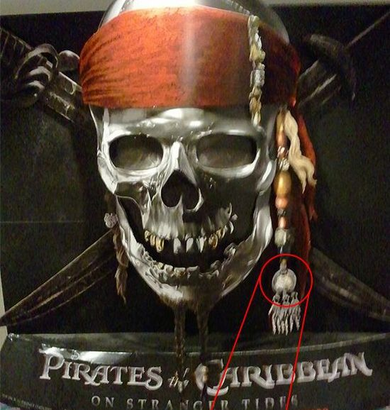 Jack Sparrow Is A Muslim? (5 pics)