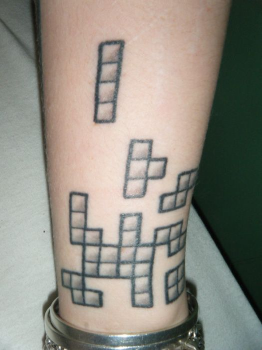 It's All About Tetris (56 pics)