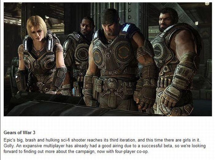 E3 2011: The 20 Most Anticipated Games (20 pics)