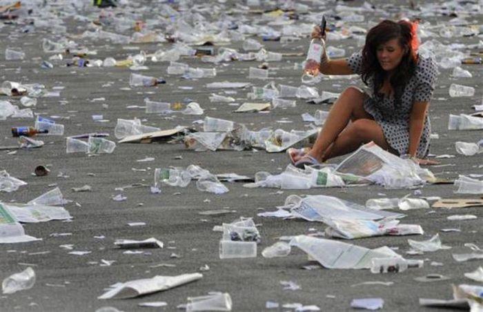 Garbage Pollution Around the World (25 pics)