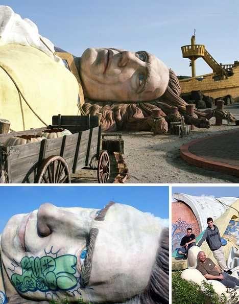 Gulliver's Kingdom Abandoned Theme Park (17 pics)