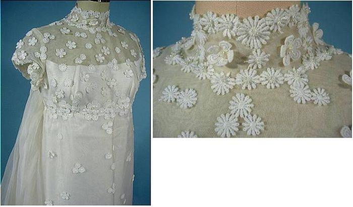 The Evolution of Wedding Dress 1870 - 1980 (39 pics)