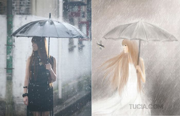 Photo Manipulations (35 pics)