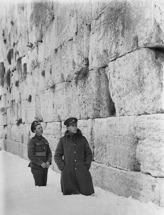 Retro Photos of Israel (39 pics)