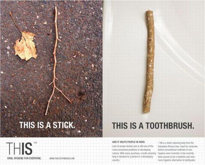 Unique Toothbrush (8 pics)