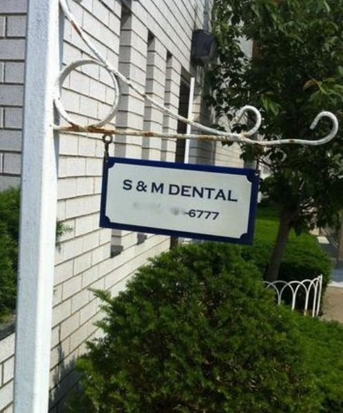 Weird Signs (34 pics)