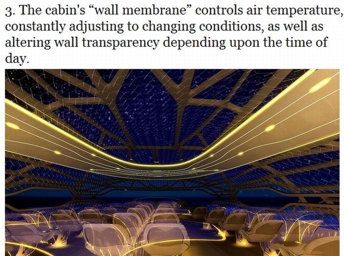 Amazing Airbus Transparent Plan (5 pics)