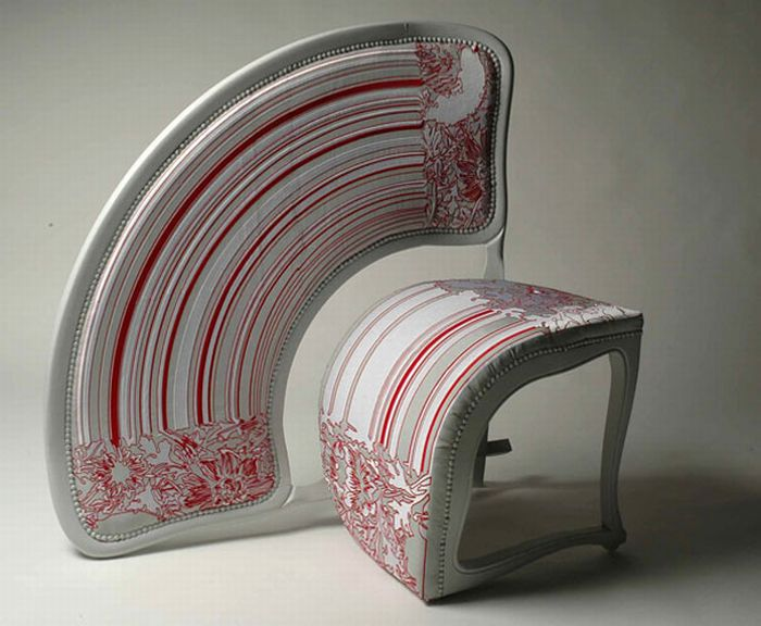 Creative And Unusual Chair Designs (31 pics)