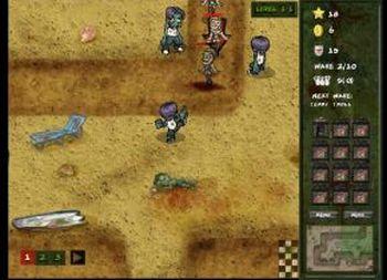 Maho vs Zombie