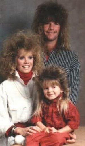 The Greatest Mullets Ever. Part 2 (48 pics)