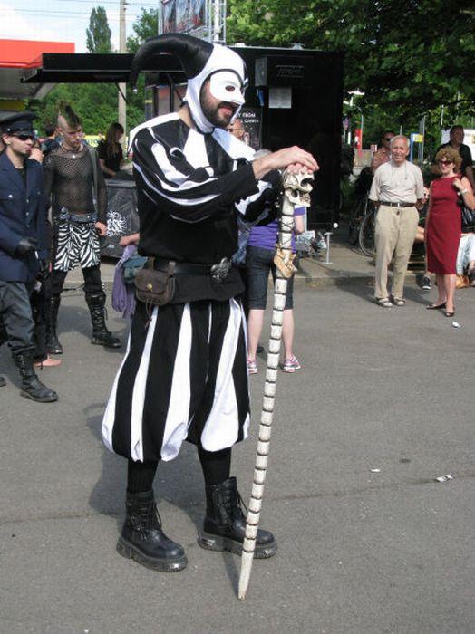 Wave-Gotik-Treffen Festival 2011 (46 pics)