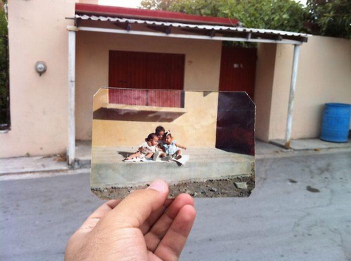 Past Meets Present (17 pics)