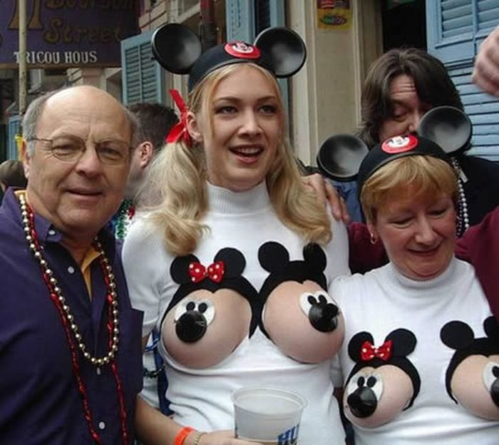 When Disney Is for Adults (27 pics)