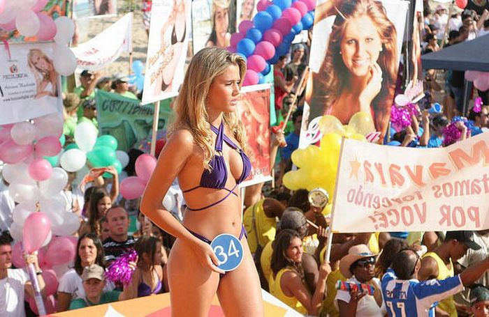 """Garota Verão """"Summer Girl"""" Pageant in Brazil (40 pics)"""