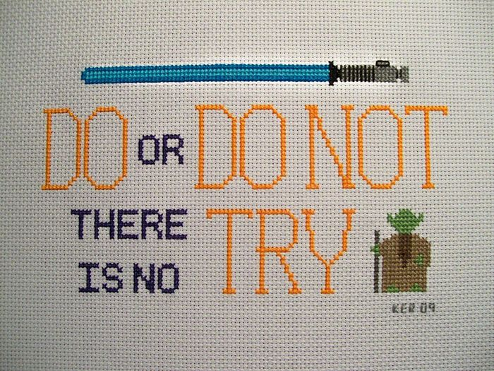 Cross Stitch for Nerds (13 pics)