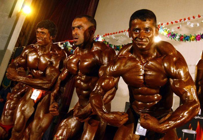 Photos of Bodybuilders (50 pics)