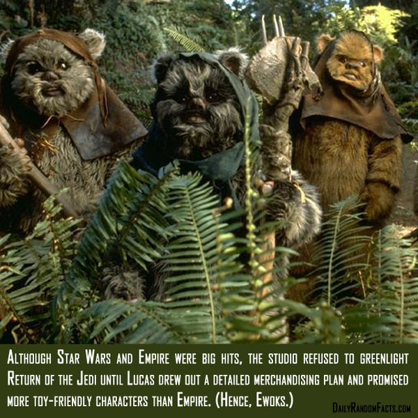 Things You Probably Didn't Know About Star Wars (10 pics)