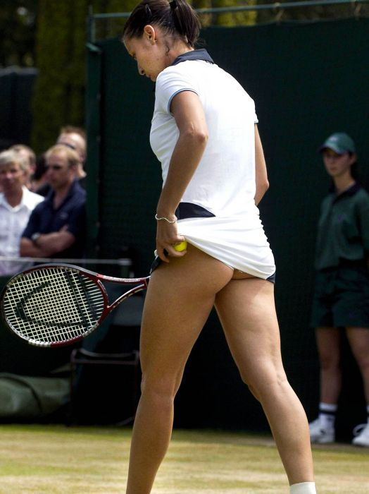 Female Tennis Stars (42 pics)