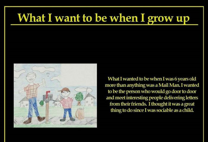 What I Want to Be When I Grow Up (8 pics)