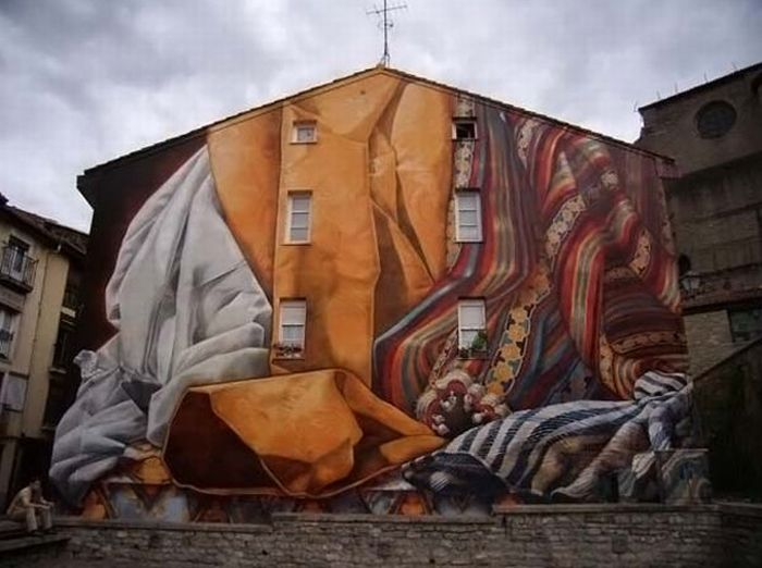 Awesome Graffiti Art (20 pics)