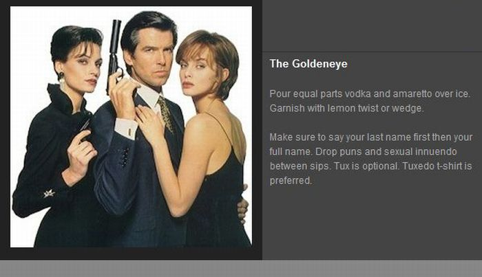 The Funniest Cocktail Names (23 pics)