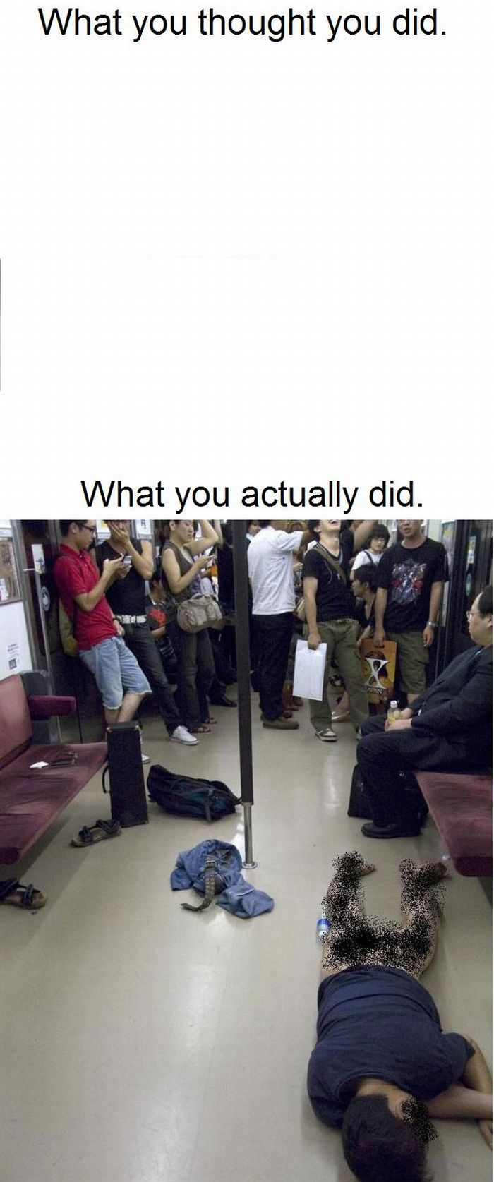 What You Actually Did... (4 pics)
