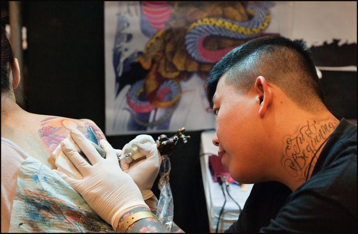 Toronto Tattoo Convention (20 pics)