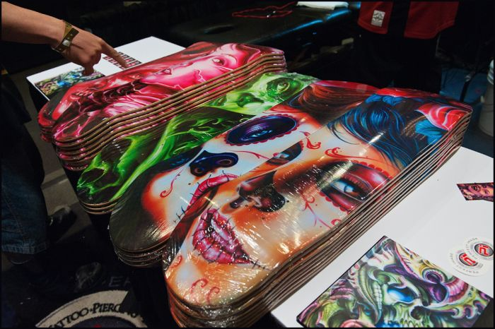 Toronto Tattoo Convention (20 pics)