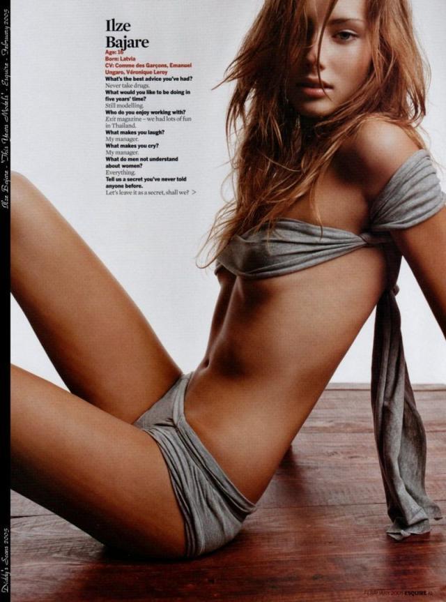 Model Geographic (26 pics)