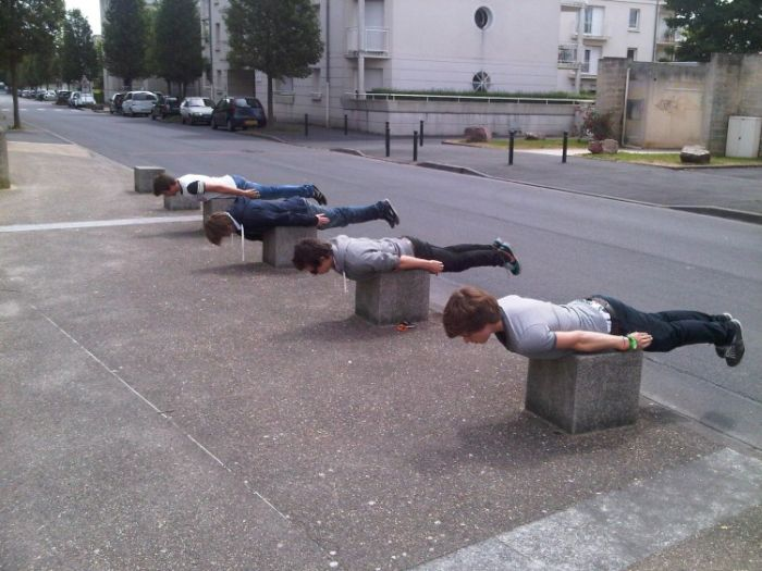 people planking images. Planking (95 pics)