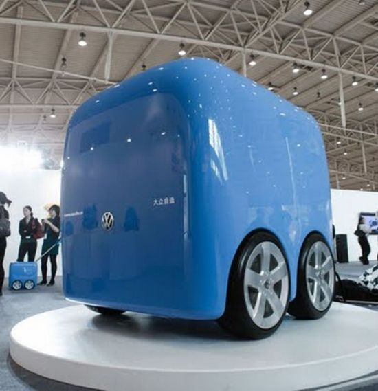 Volkswagen Launches Peoples Car Project in China (10 pics)