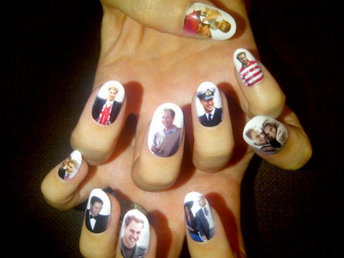 Celebrity Fingernail Designs (19 pics)