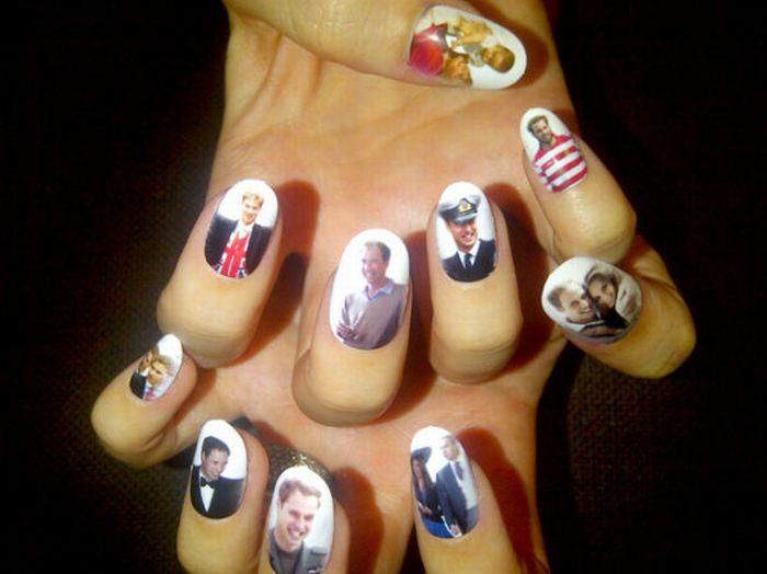 Celebrity Fingernail Designs (19 pics)