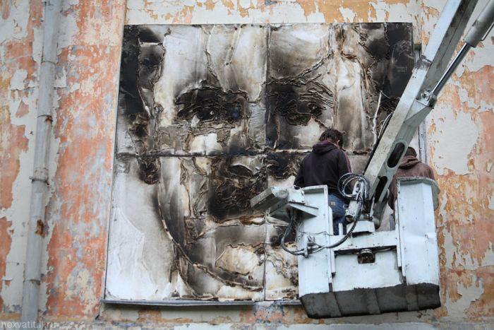 Burned Portraits (30 pics)