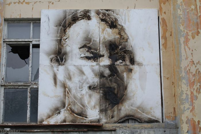 Burned Portraits (30 pics)