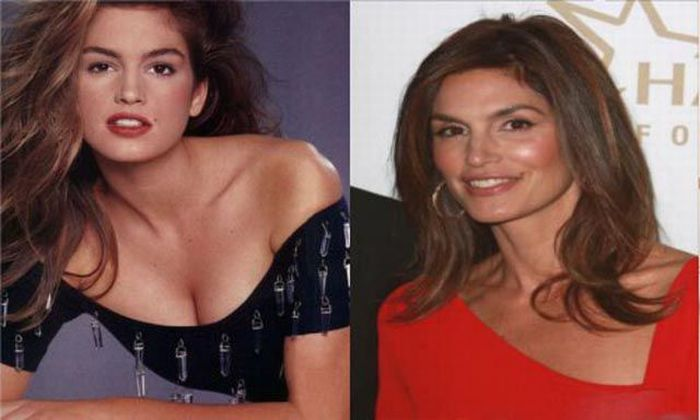 80's Supermodels Then and Now (19 pics)