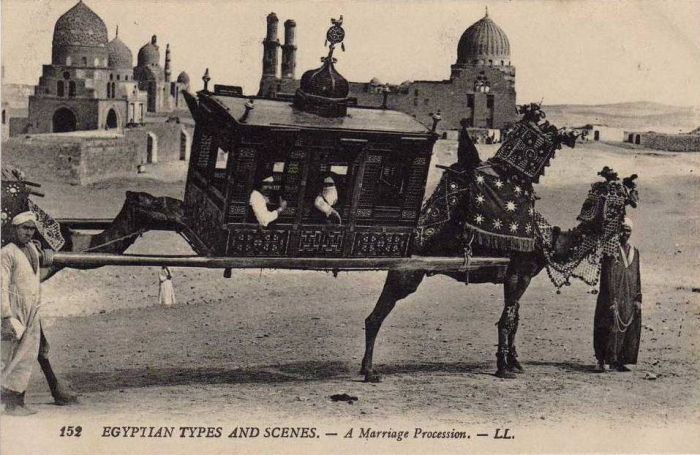 Retro Photos of Egypt (38 pics)