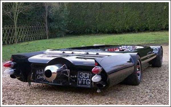 The Flatmobile (21 pics)