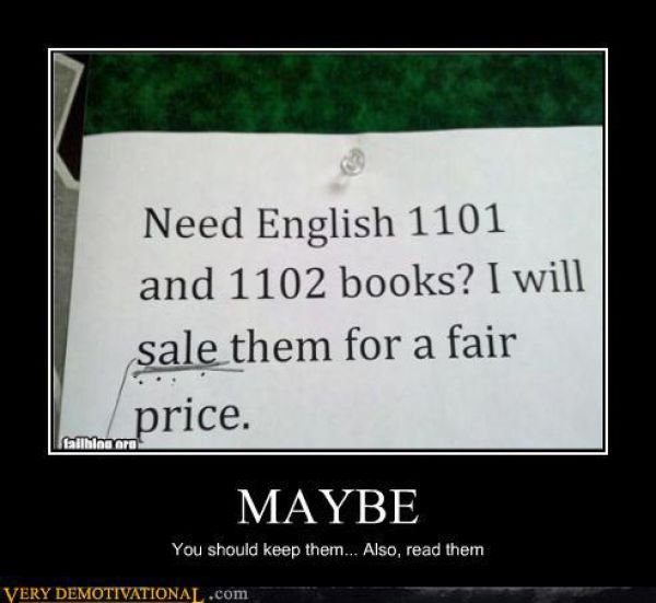 Funny Demotivational Posters (46 pics)